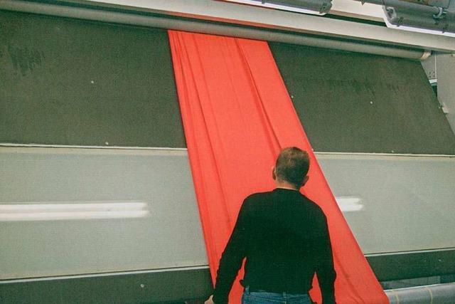 Dreiländereck Textilveredelung: Betriebsrat brütet über Sozialplan