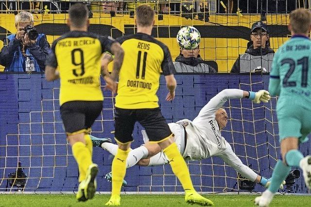 Nullnummer in Dortmund