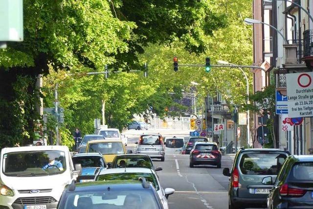 Die Sanierung der Wilhelmstraße wird frühestens 2023 angegangen