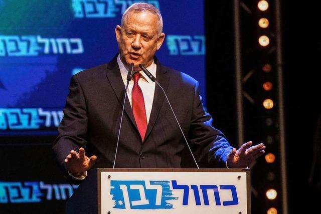 Medienberichte: Weiter Patt nach Parlamentswahl in Israel