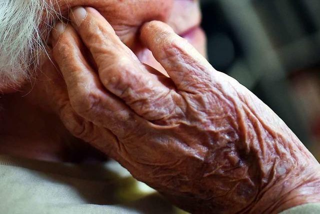 Fast 10.000 Menschen im Kreis Lörrach sind an Demenz erkrankt