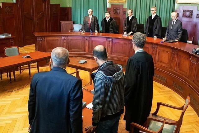Lebenslange Haft im Mordprozess um Tramperin Sophia