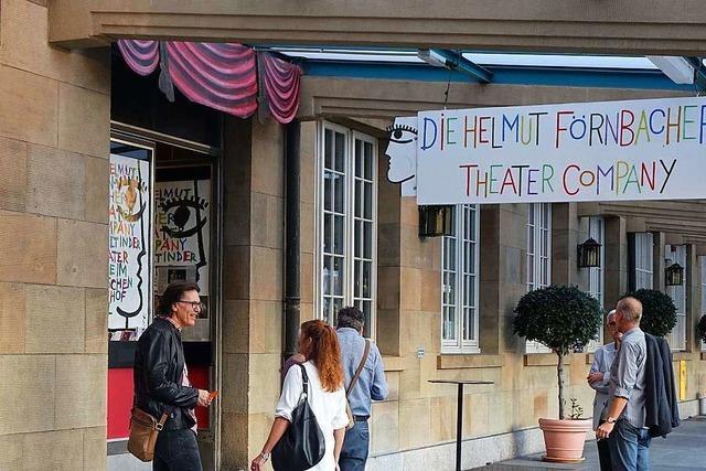Das Förnbacher-Theater muss sich einen neuen Spielort suchen