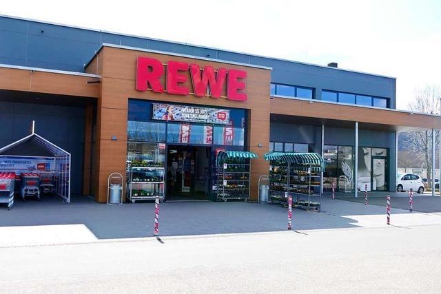 Rewe will Markt immer noch erweitern
