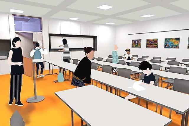 Laufenburg investiert sechs Millionen in die Hans-Thoma-Schule