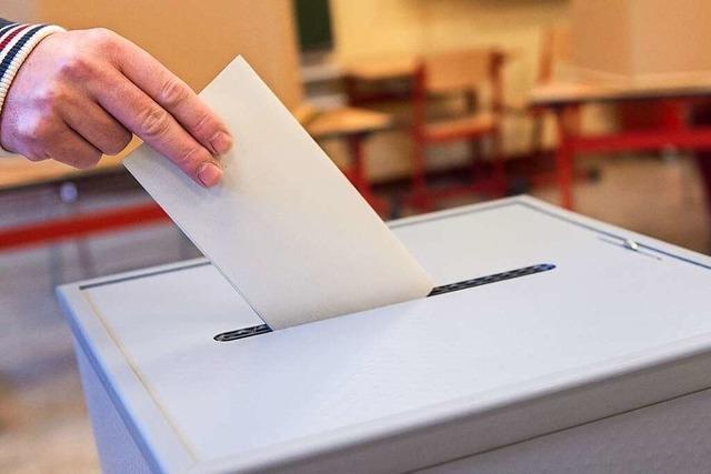 Bürgermeisterwahl: Fünf Bewerber in Badenweiler, sechs in Müllheim