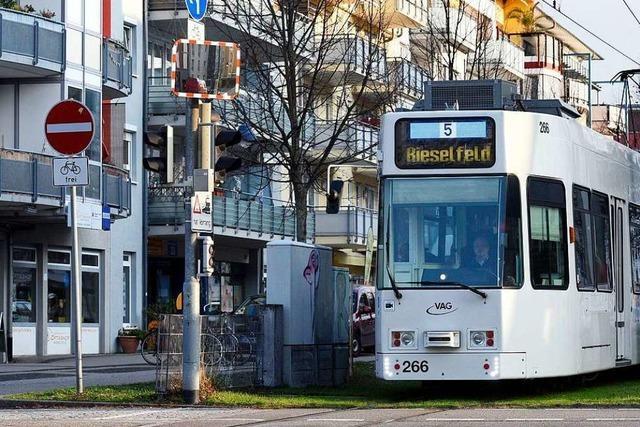 Freiburgs OB Horn fordert ein Umdenken beim Bund zum Thema Verkehr