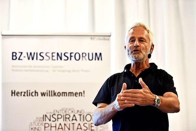 Der Schweizer Coach Dani Nieth rät dazu, weniger zu jammern