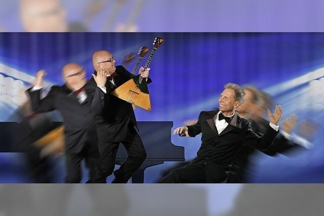 Die Balalaika als Instrument für Klassik: Das Konzertduo