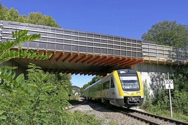Brückensanierung verzögert sich