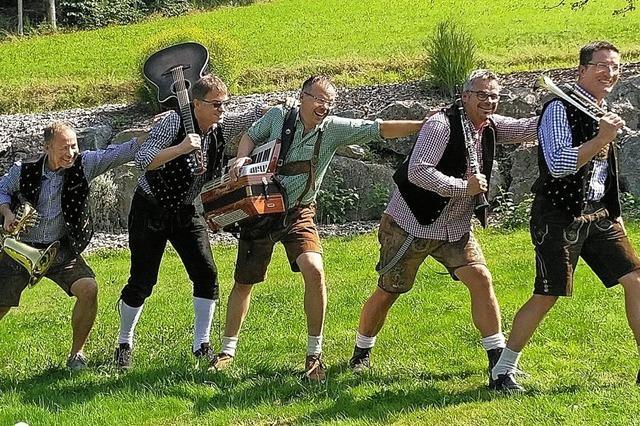 Gaudikrainer und Polkarebellen geben Doppelkonzert in Rickenbach-Willaringen