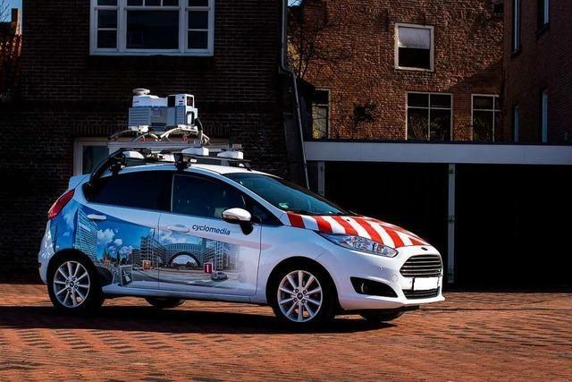 Straßen werden digital erfasst – deshalb sorgen sich Stadträte um den Datenschutz