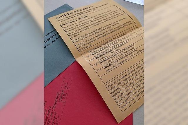 RAUSGEFISCHT: Viele Infos rund um die OB-Wahl