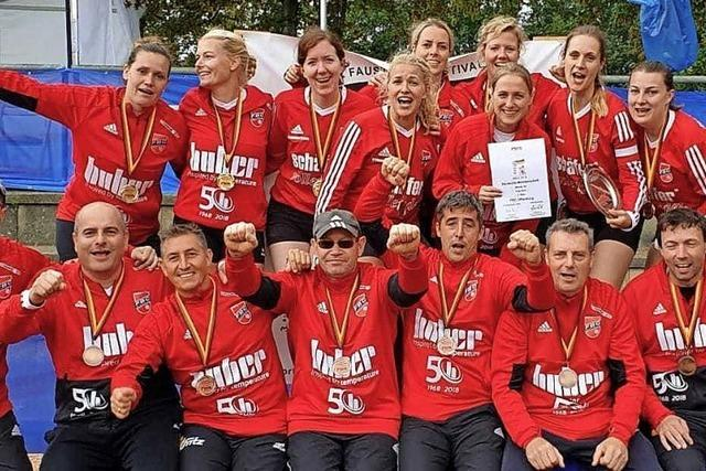 Gold und Bronze für den FBC Offenburg