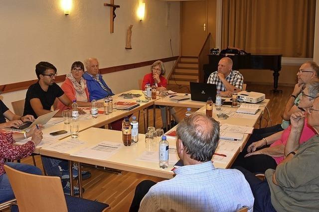Pfarrgemeinderat schrumpft auf acht Sitze