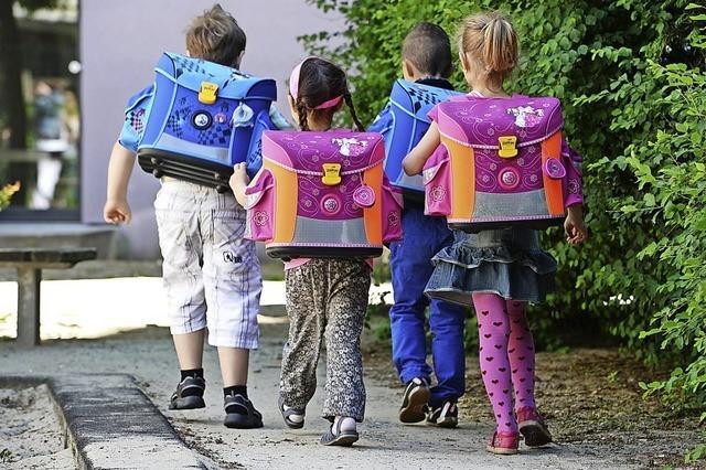 Schulweg macht in Wembach Probleme