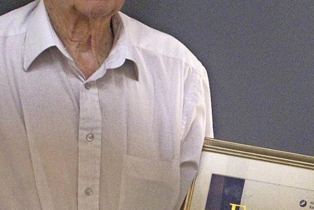 Seit 60 Jahren Schreinermeister