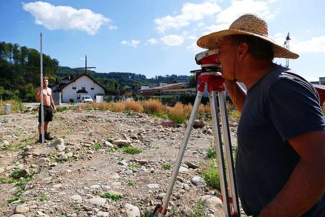 So verteidigte Landrätin Dammann vor Kritikern die Pflegeheim-Pläne in Hausen