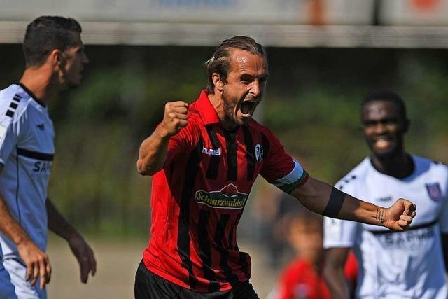SC-Reserve landet im Nachholspiel ihren dritten Sieg in Serie