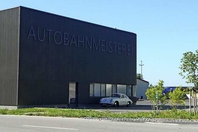 Autobahnmeisterei lädt am Sonntag ein