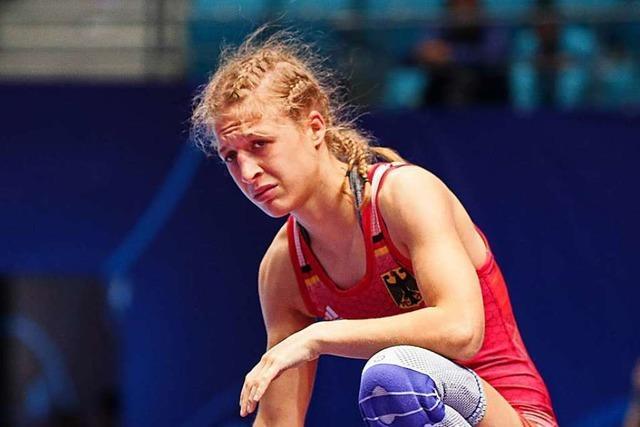 Der Freiburgerin Ellen Riesterer fehlen neuneinhalb Sekunden zu Olympia