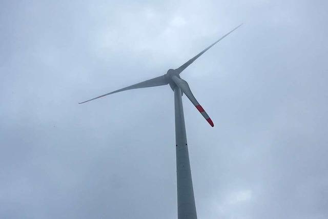 Böllen will Vertrag zu Windkraft am Zeller Blauen auflösen