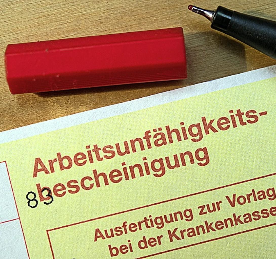 Krankenschein Elektronisch Wirtschaft Badische Zeitung