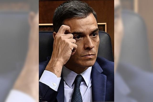 Keine spanische Partei kann mit der anderen