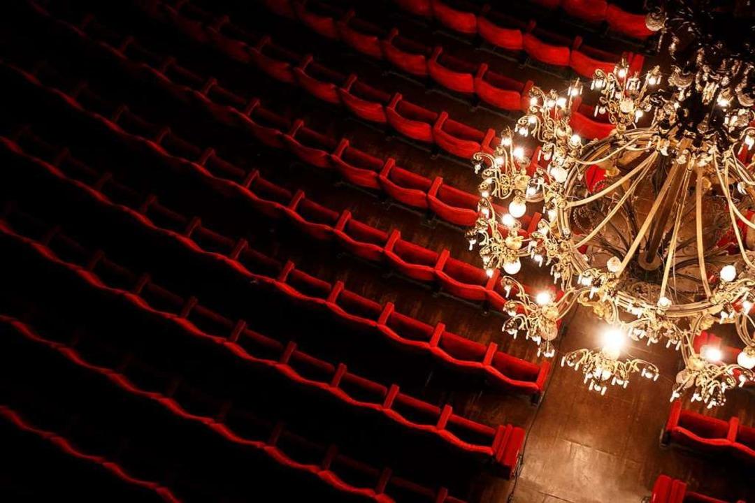 Im Rampenlicht: der Zuschauerraum des Straßburger Opernhauses  | Foto: Nix & For