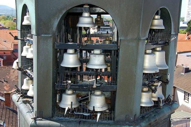 In 30 Jahren ist das Glockenspiel im Rathausturm nicht einmal ausgefallen