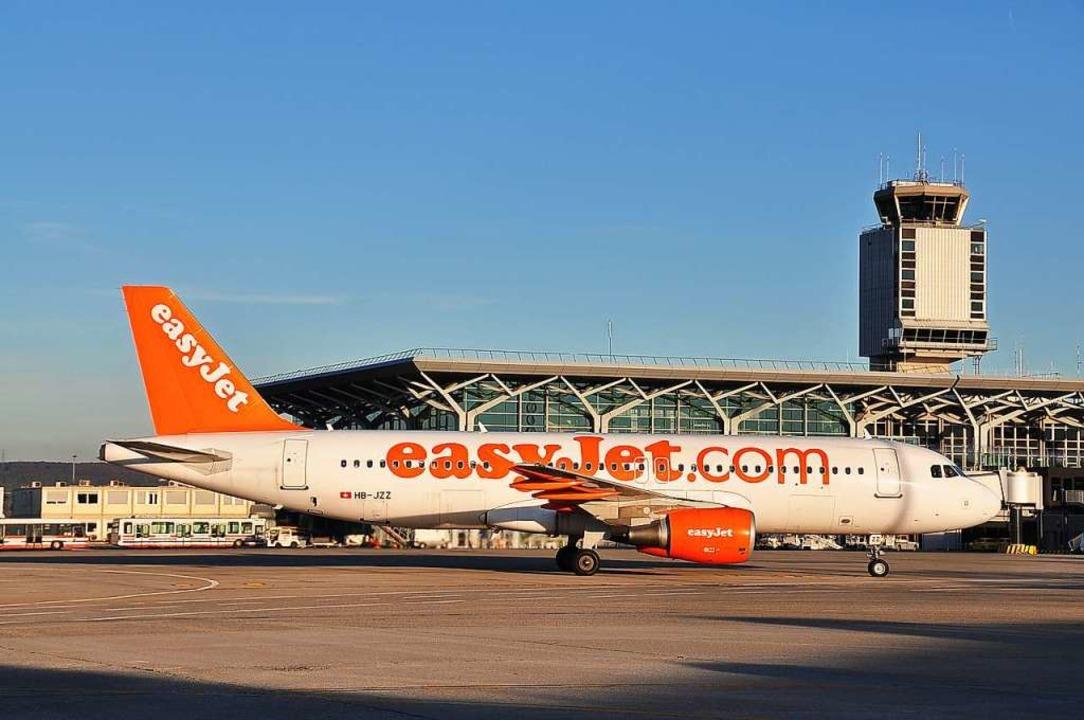 Das stete  Wachstum des Euroairports sorgt für Reibung.  | Foto: Annette Mahro