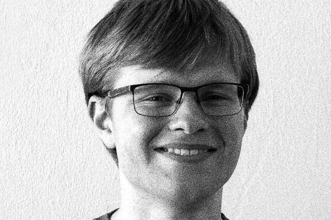 Tim Oliver Boettger vom  Vorstand der Studierendenvertretung  | Foto: Privat