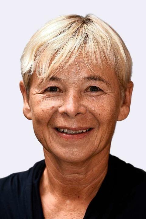 Beate Schramm ist neu als Ortsvorsteherin von Ebnet.  | Foto: Thomas Kunz