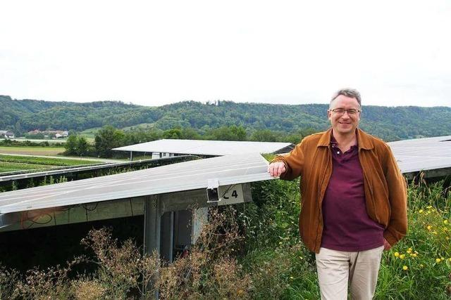 Die Solaranlage in Herten liefert noch mehr Strom als 2018