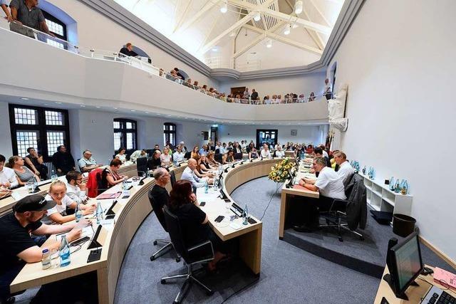 Freiburger Gemeinderat wählt sechs Ortsvorsteher – in geheimer Wahl