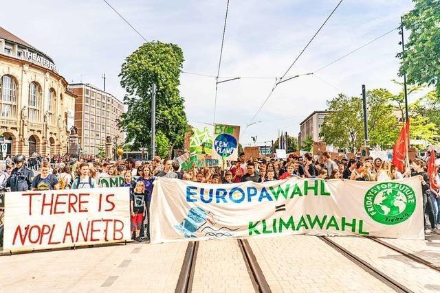 Polizei rechnet mit Beeinträchtigungen durch Fridays-For-Future-Demo