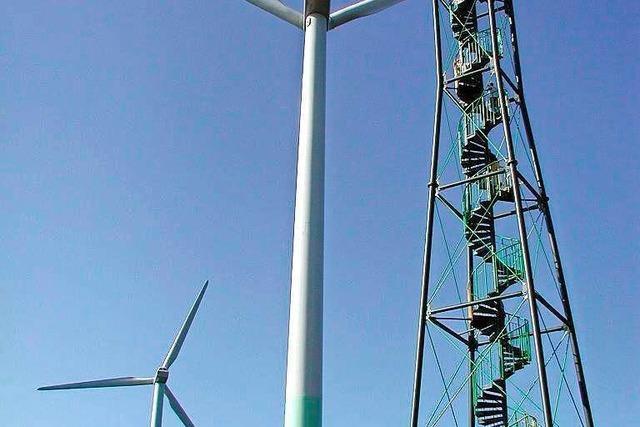 Die Stadt übernimmt den 28 Meter hohen Aussichtsturm