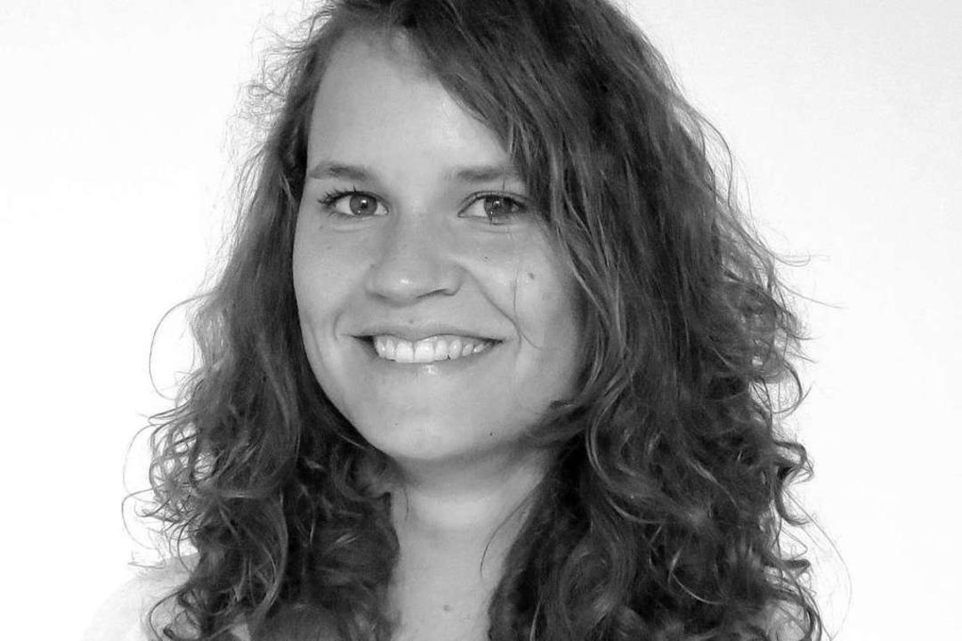 Verena Vierrath von den  Psychologists for Future Freiburg  | Foto: Privat