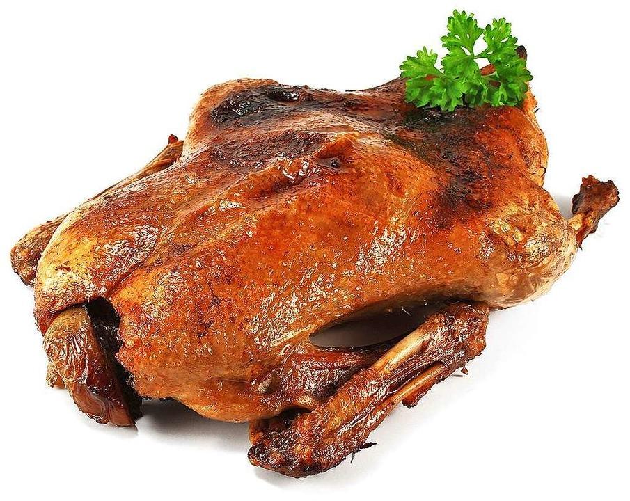 Der Mann hat die Ente im Ofen vergessen (Symbolbild).  | Foto: MIKE RICHTER - stock.adobe.com
