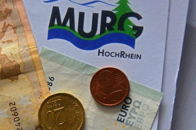400 000 Euro weniger Gewerbesteuer für Murg