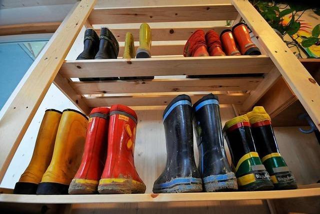 Kita Immergrün im Vauban schließt drei Räume wegen Schimmelbefall