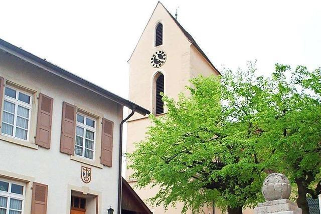 Ötlingen lädt wieder zum Herbsthock an der Kirche