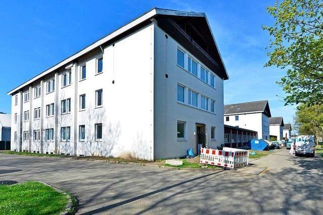 Schlägerei in der Erstaufnahmestelle in Haslach