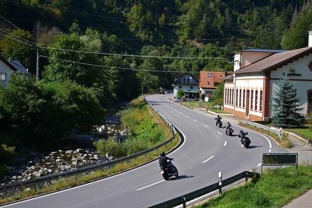 Kommt Tempo 40 auf der B317 in Mambach und Atzenbach?