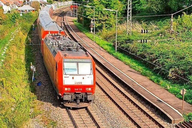 Tunnelpläne der Bahn sorgen für Diskussionen im Markgräflerland