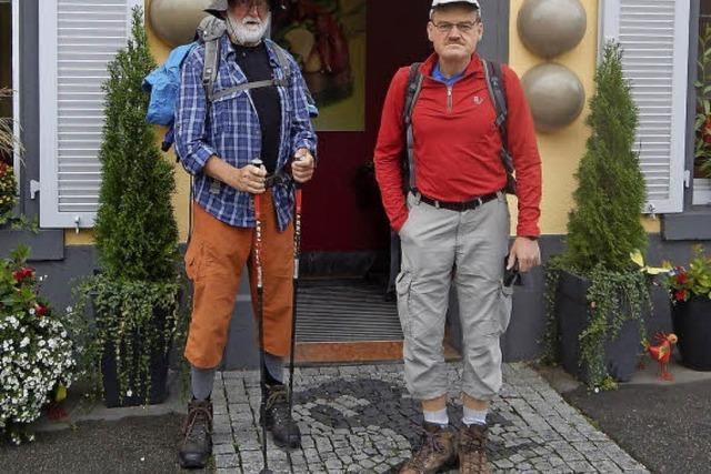 Von Pforzheim nach Basel
