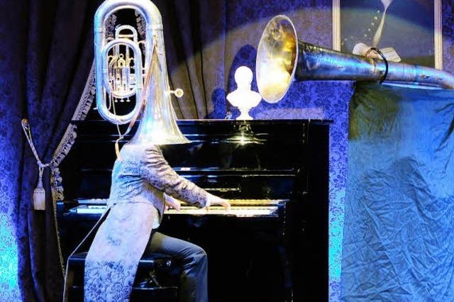Comedy mit den Konzertakrobaten Gogol & Mäx