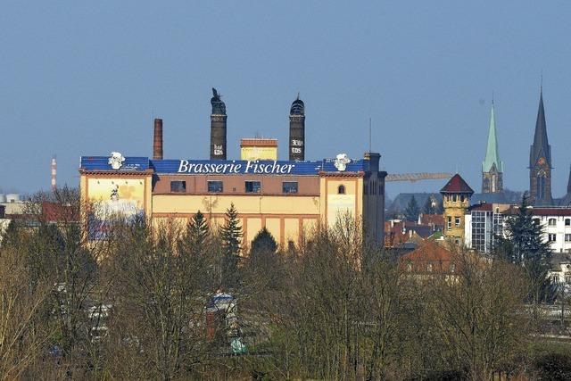 Als Straßburg noch Brauereihochburg war