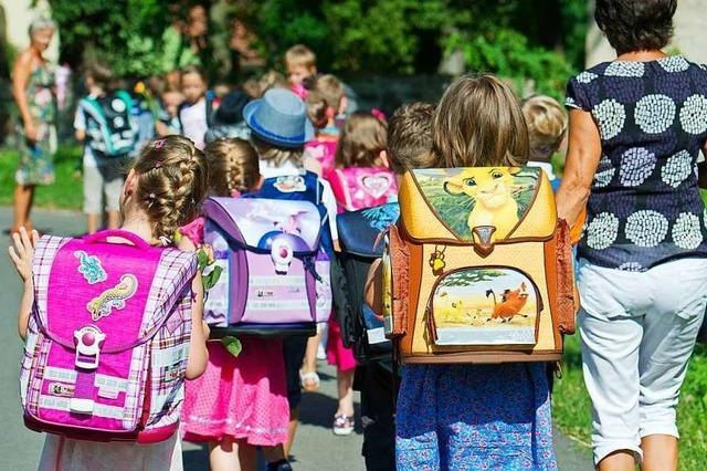 Lörrach ordnet seine Schulbezirke neu