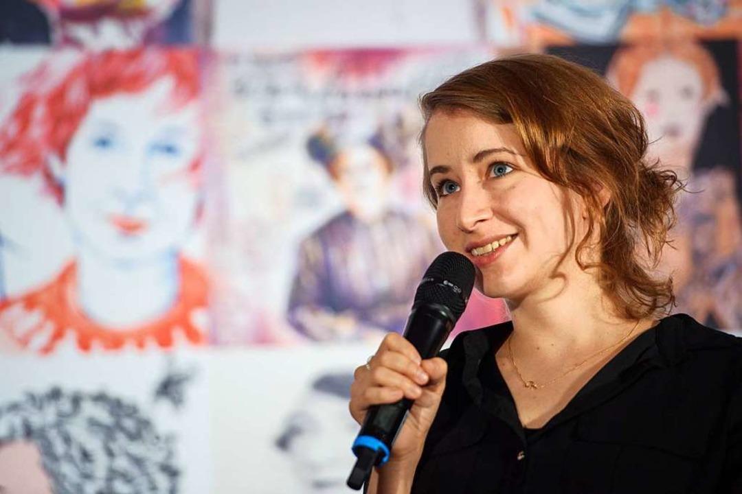 Margarete Stokowski  | Foto: Gregor Fischer (dpa)